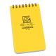 All-Weather Notebook, Brystlomme