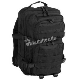 MIL-TEC - Backpack, 36L, Black