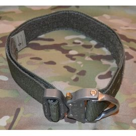 Tardigrade Tactical - K9 ID Halsbånd med Cobra® spænde, Ranger Green