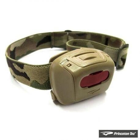 Princeton Tec - QUAD Tactical Pandelygte