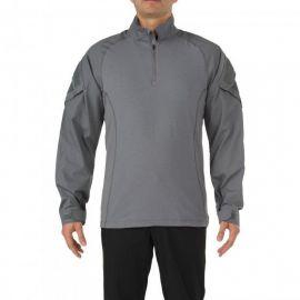 5.11 - Rapid Assault Shirt, Storm (grå)