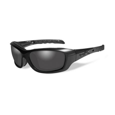 Wiley X - BLACK OPS - GRAVITY Smoke Grey Matte Black Frame