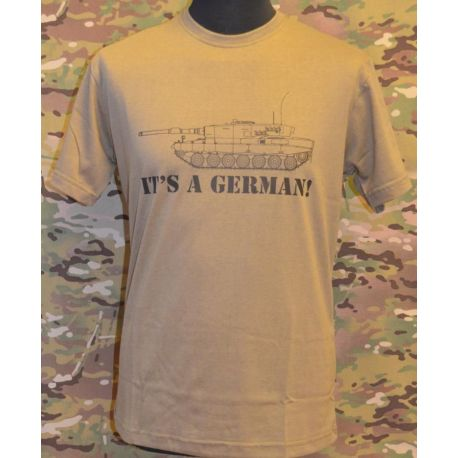 RAVEN - T-shirt, It's a German