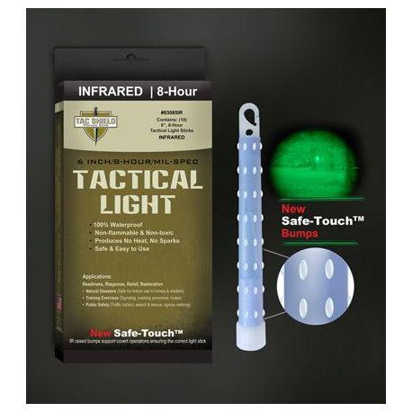 TAC SHIELD - Tactical Light (Knæklys) - IR