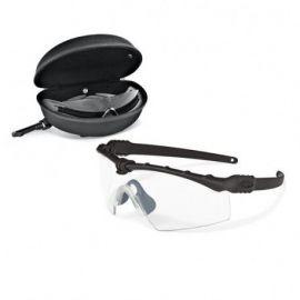 Oakley SI Ballistic M-Frame 3.0 Sort ramme med klar og mørk linse