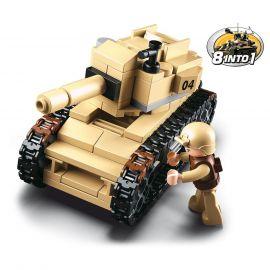 Sluban - Tank - M38-B0587B