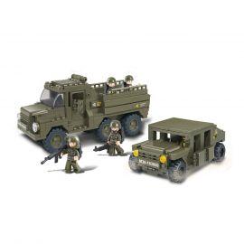 Sluban - Land Force 2-ARMY RANGER - M38-B0306