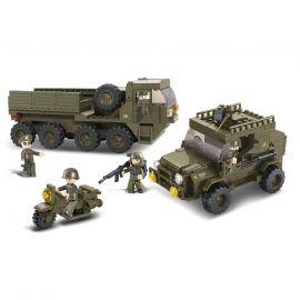 Sluban - Land Force LOG Troops - M38-B0307