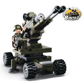 Sluban - Luftværnsartilleri - M38-B0587E