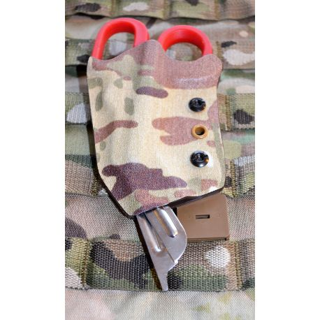 DANISH KYDEX, EMT Hylster, MultiCam