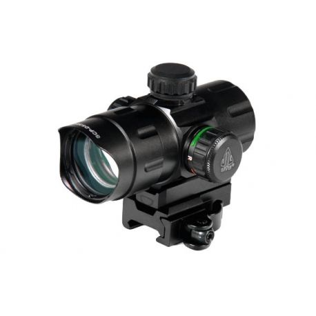 UTG - ITA Red/Green CQB Dot with QD Mount