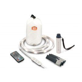 Power Practical - Luminoodle Color Plus Ledningslys med Power Bank