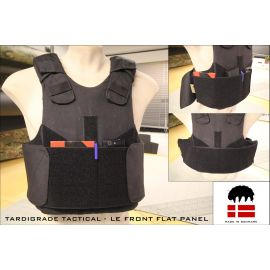 Tardigrade Tactical - Law Enforcement Front Flat Panel