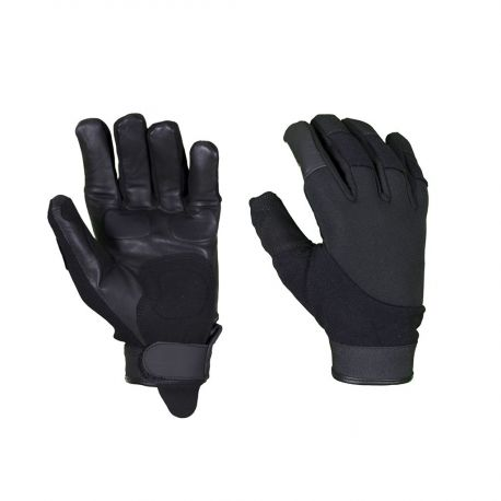 MLV - Winter Combat Gloves, sort