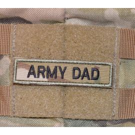 ARMY DAD - MultiCam med velcro