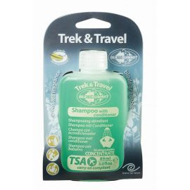 Trek&Travel Liquid Shampoo with conditioner 89 ml