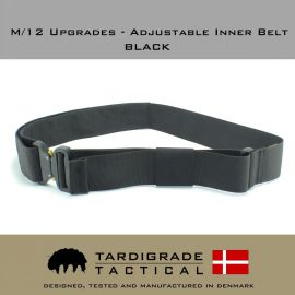 Tardigrade Tactical – Adjustable Inner Belt, Sort