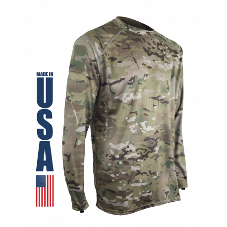 XGO - Performance LS Crew, Phase 1 - MultiCam®