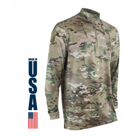 XGO - Performance Men's Zip Mock DWR Phase 4 - MultiCam®