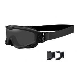 Wiley X - SPEAR Smoke/Clear Matte Black Frame