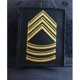 Seniorsergent BRS på velcro