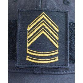 Oversergent BRS på velcro