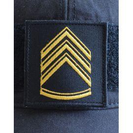 Sergent BRS på velcro