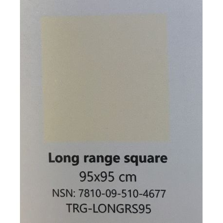 Reshet Graf - Thermal Target, Long Range Square (95x95cm)
