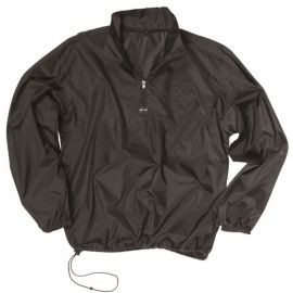 MIL-TEC - Windbreaker, Sort