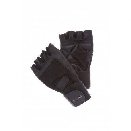Træning handsker i ægt læder.
