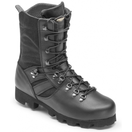 Altberg - Jungle Boot Panama Classic, sort