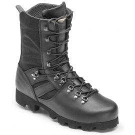 Altberg - Jungle Boot Panama Classic (8), sort (UDSALG)