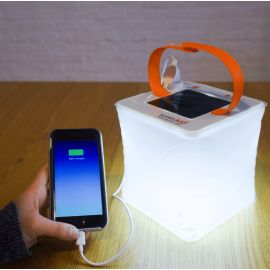 uminAID - PackLite Max 2-in-1 Phone Charger (150 Lumens)