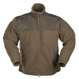 MIL-TEC - Elite Fleece Jacket Hextac®, Oliven
