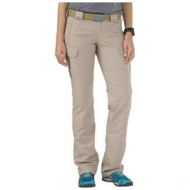 5.11 - Stryker Pant - Women, Khaki (Str. 4 - Long) (LR)