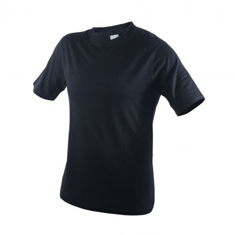 MLV - Merino T-shirt, Sort
