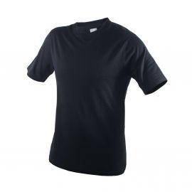 MLV - Merino T-shirt, Sort