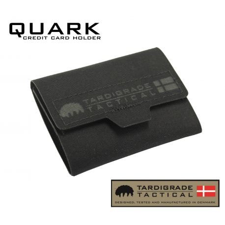 Tardigrade Tactical - Quark - Credit Card Holder, Sort