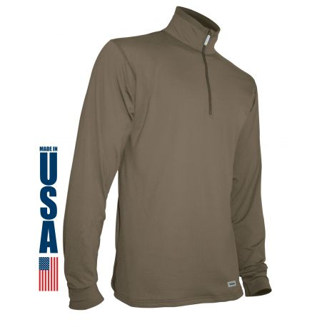 XGO - Phase 4 Performance Men's Zip Mock