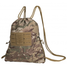 MIL-TEC - Sports Bag HEXTAC®, Multicamouflage (MTS)