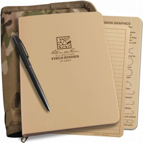 Tactical Field Binder - KIT
