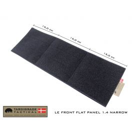 Tardigrade Tactical - Law Enforcement Front Flat Panel 1.4 Narrow