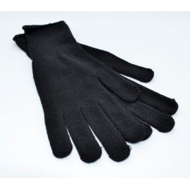 Thermal Knit Liner Black