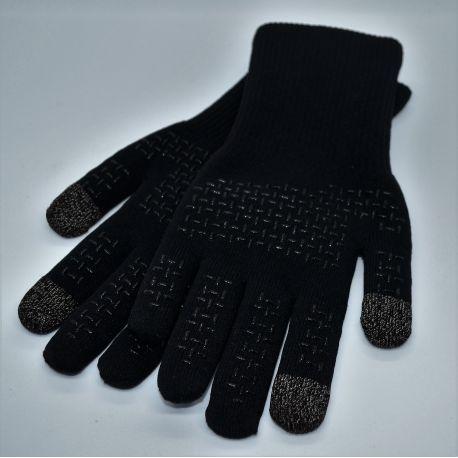 DEXSHELL - Vandtæt Thermfit Handske Neo Touchscreen Handske, Sort