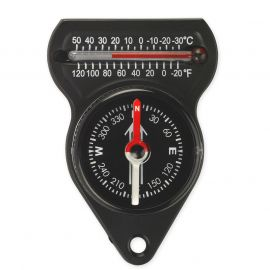 NDūR - Mini Compass with Thermometer