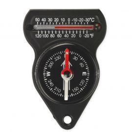 NDūR - Mini Kompas med Termometer