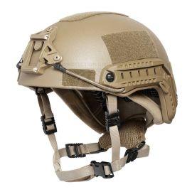 ARCH skudsikker hjelm (Khaki/Tan)