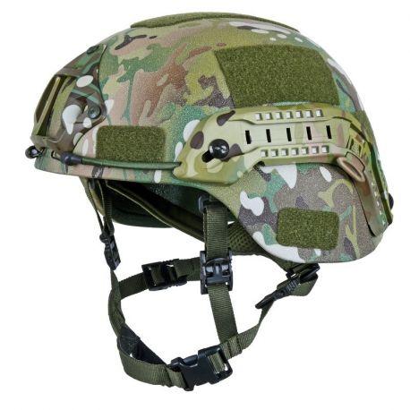MICH skudsikker hjelm