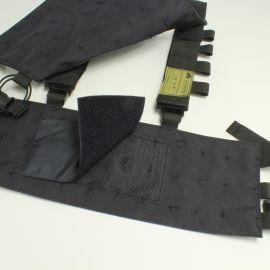 Tardigrade Tactical - Chest Rig 12X7, Black