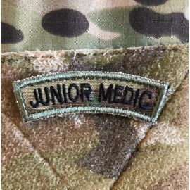 JUNIOR MEDIC  - MultiCam på velcro